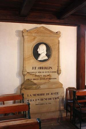 Oberlin Church & Village, France