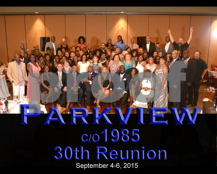 Parkview Class of 1985