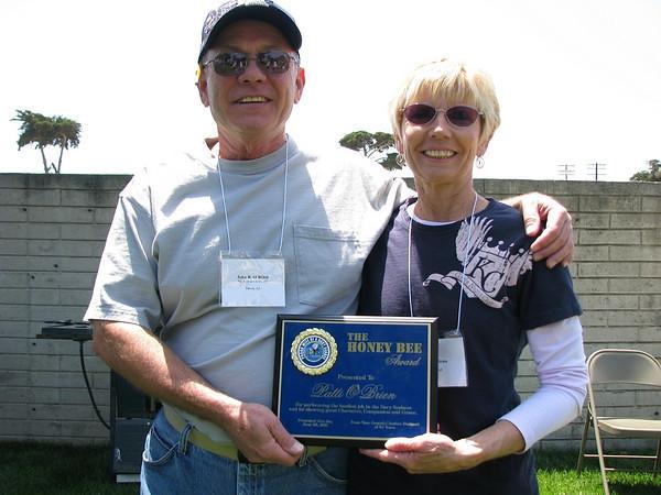 John and Patti O'Brien
