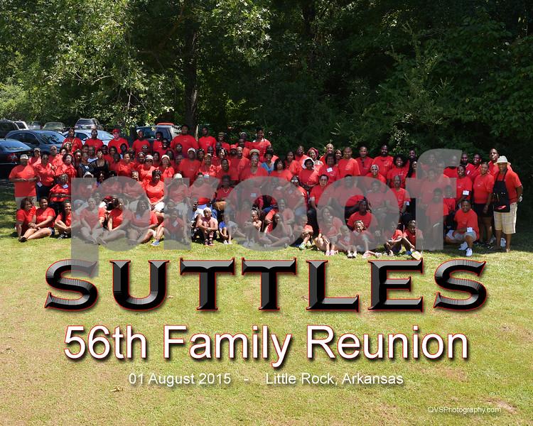Suttles Family 2015
