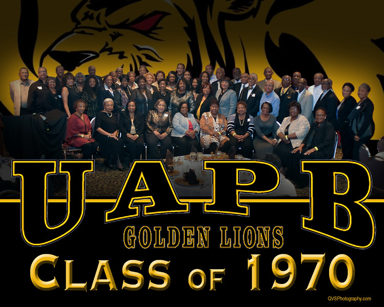 UAPB Group 1970