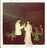 Fred Antrobus IV and Susan Farrel dancing at the 1974 prom