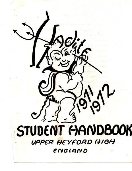 UHHS-StudentHandbook-1971-1972-001