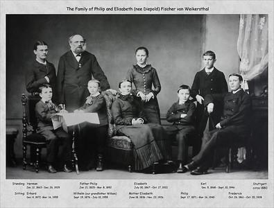 von Fischer Album - Chapter 2, William's Family