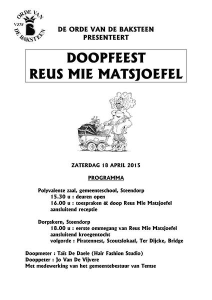 Mie Matsjoefel