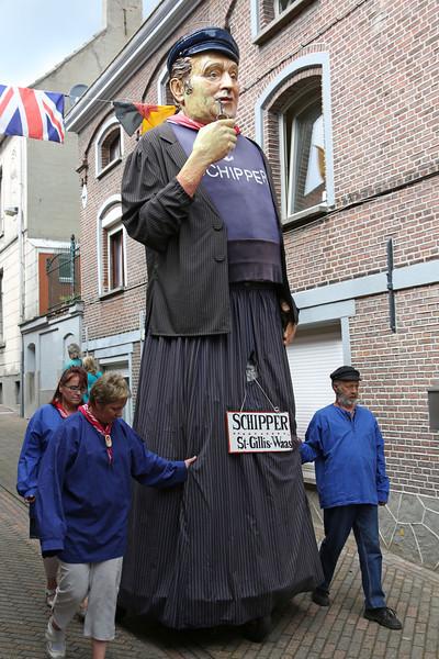 05/08/2012 - Schellekes Kermis - Reuzenstoet