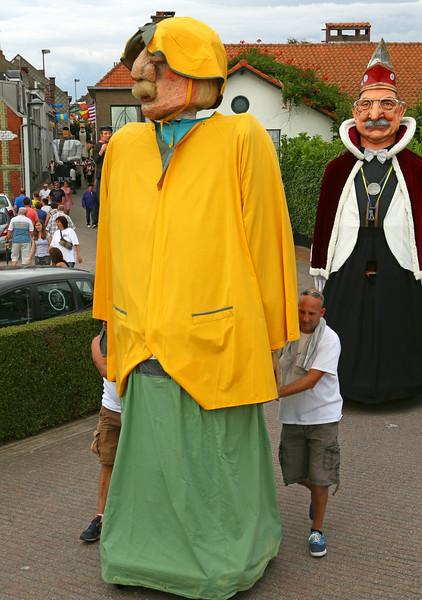 Rupelmonde 03/08/2014 - Schellekes Kermis - Reuzenstoet