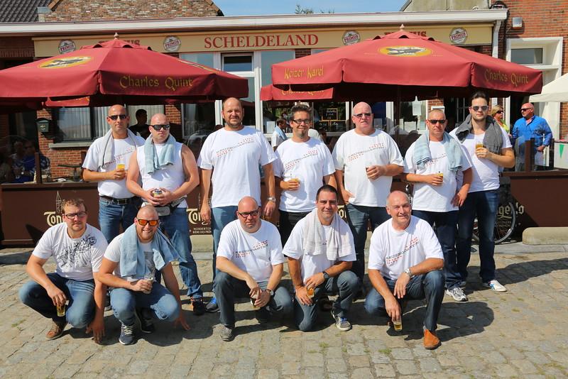 Rupelmonde 02/08/2015 - Schellekes Kermis - Reuzenstoet