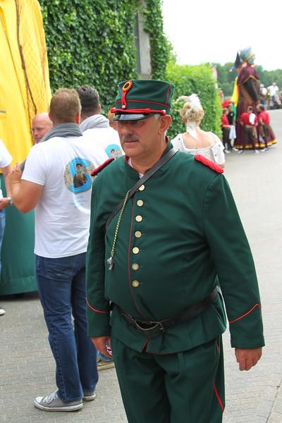 Rupelmonde 07/08/2016 - Schellekes Kermis - Reuzenstoet