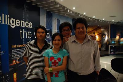P'Aui's Farewell & Xiu Xiu Photo