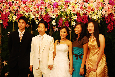 P'Boy Wedding