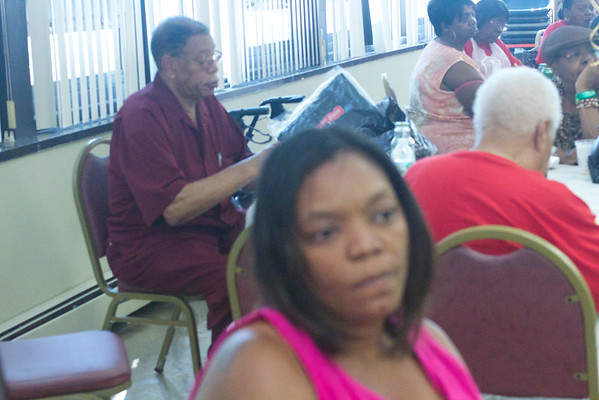 Rev. Brown Family and Friends Day 2015