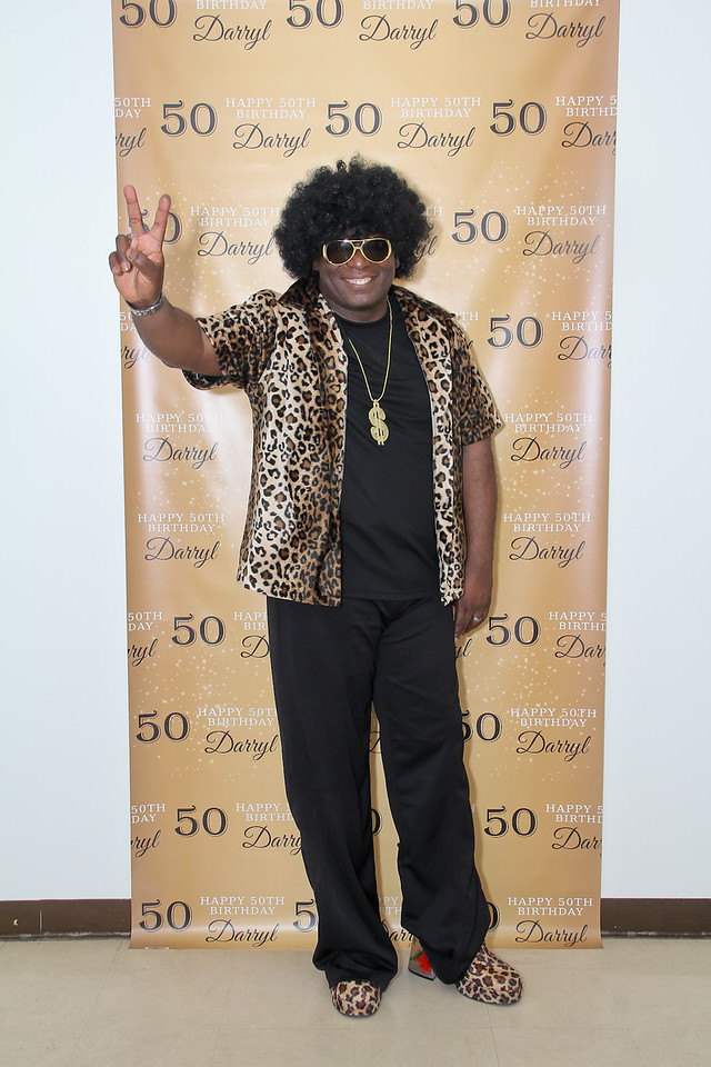 Rev. Darryl L. Lee 50th Birthday Bash