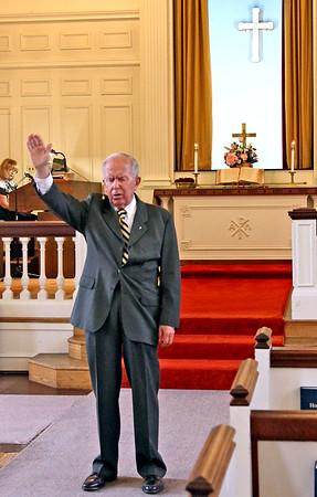 Rev. Victor Scalise Jr.  - August 12, 2018