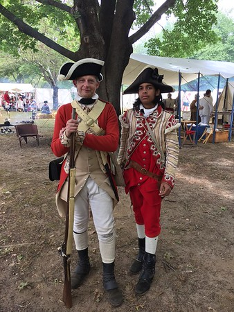 Rev War Reenacting