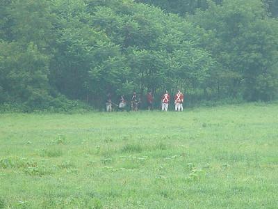 German Flatts  reenactment 8/06