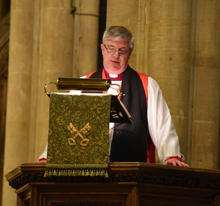 Revd Edward Carter - Institution and Induction