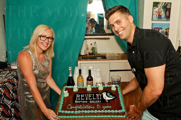 Revelry Five Year Anniversary