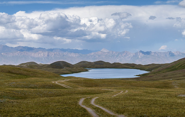 Tulpar Kul, Kyrgyzstan