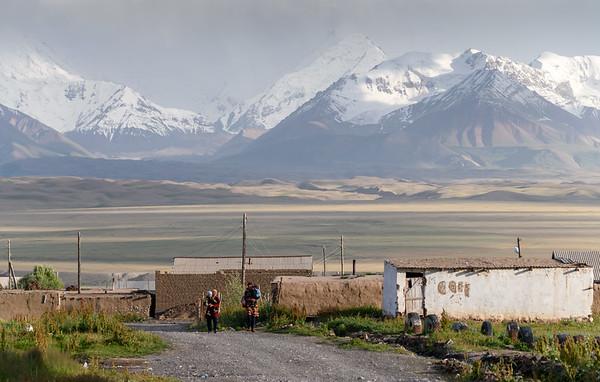 Sary Moghul, Kyrgyzstan