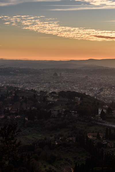 View from Fiesole