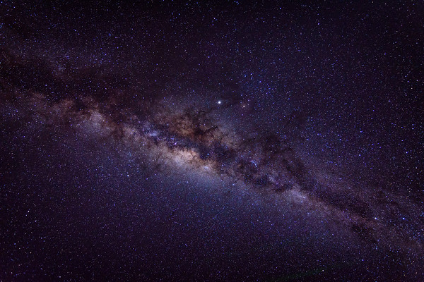 The Night Sky, Bolivia and Chile