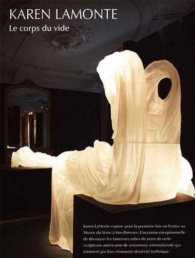 karen lamonte Revue Ceramique et verre 2011