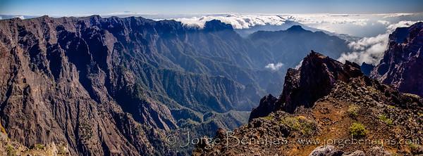 Barranco de las Angustias (La Palma, Islas Canarias)