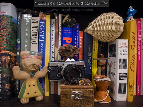 M.Zuiko 12-50mm a 12mm f/4