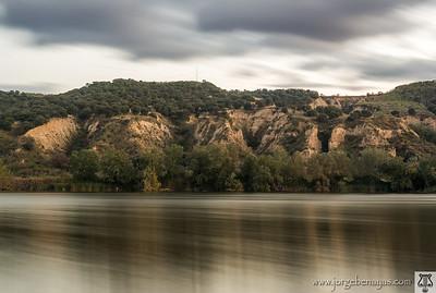 Barrancas del río Tajo