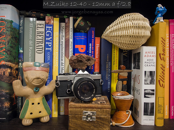 M.Zuiko 12-40 - 12mm a f/2.8