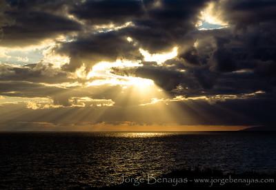 Sunrise in Los Cancajos / Amanecer en Los Cancajos (La Palma, Islas Canarias)