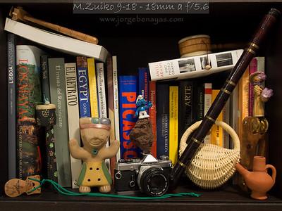 M.Zuiko 9-18 - 18mm a f/5.6