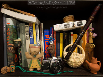 M.Zuiko 9-18 - 9mm a f/5.6