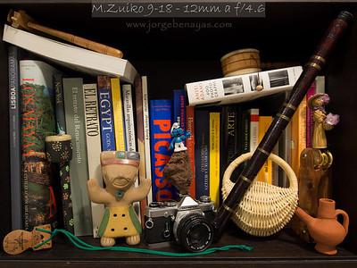M.Zuiko 9-18 - 12mm a f/4.6