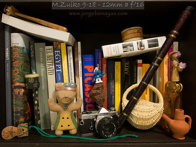 M.Zuiko 9-18 - 12mm a f/16