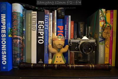 Samyang 12mm f/2 - f/4