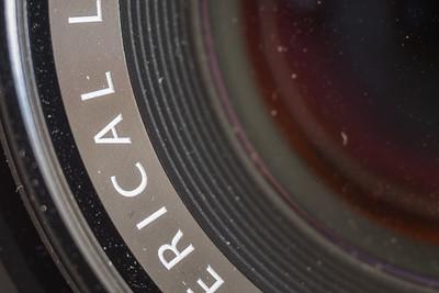 Vivitar 55mm 2.8 a f/4 + TC 2x vivitar sin helicoide (factor de ampliación 1:1)