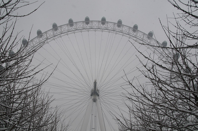 Ferris Wheel on Thames