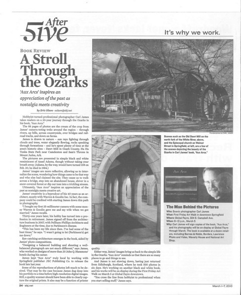 Springfield Business Journal Article