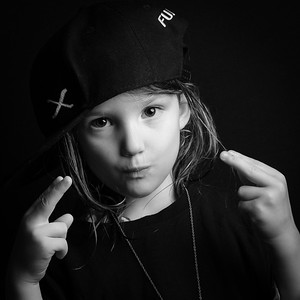 When your daughter goes Fujifilm in da hood on you in a photoshoot. Bit of fun with a photoshoot, she liked not having to smile for a change.