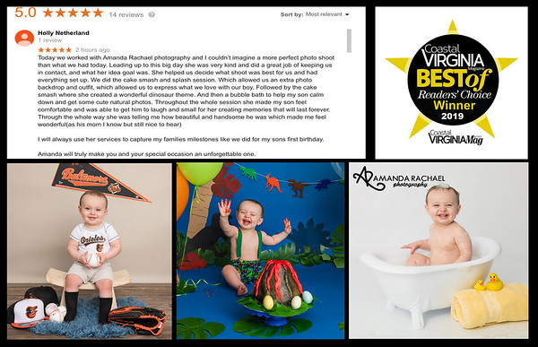 Debra S H — 5/5 stars<br /> <br /> Amanda knows her stuff. She has been doing professional photography for years (not sure how many, but it's a lot) ... she is great with kids, babies, outside or inside and she has this way of putting you at ease. She's amazing. Give her a call.<br /> <br /> <br /> Casey M — 5/5 stars  <br /> <br /> Beautiful work....<br /> <br /> Stephanie J — 5/5 stars<br /> <br /> I can't imagine that you could ever find another photographer more patient, understanding and loving of babies. Coupled with her amazing talent we always get the most heartwarming, gorgeous and stunning images of our beauty. Baby photos with Amanda are a MUST, not a nice to have!!!!<br /> <br /> Patty R— 5/5 stars<br /> <br /> Amanda is so unbelievably creative. We love her work and will miss her when she leaves Texas.<br /> <br /> Stella V — 5/5 stars<br /> <br /> What a wonderful experience! So much patience with my baby! Cant wait to see the results! Will be coming back for her 3 month pictures!<br /> <br /> Kacie L. --- 5/5 stars <br /> <br /> Amanda took amazing photos of our family in summer of 2012 - we had both outdoor and indoor photos done. She generated multiple poses for our family of five and they were the best family photos we've had to date! Wish she was still in our area!<br /> <br /> <br /> Sasha C. --- 5/5 stars <br /> <br /> Amanda took my kids photos for the past 6 years for different occasions (pageants, modeling, Easter, Christmas, etc.) My daughter won many overall photogenic titles/awards with Amanda's work. Both of my kids loved going to her studio. She was patient, upbeat, and knows how to make kids who have a hard time with a natural smile/cheesey smile....smile. Her work is amazing. She truly captures your children in ways many can't.<br /> <br /> Ashli H. --- 5/5 stars <br /> <br /> Amazing photographer was avle to get fantastic pictures of my two oldest for Christmas and fantastic newborn photos of my youngest! Would not have wanted anyone 