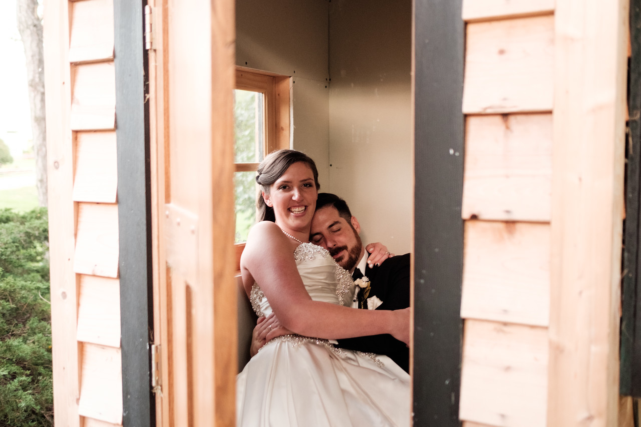 Katie & Joe | Storybook Gardens