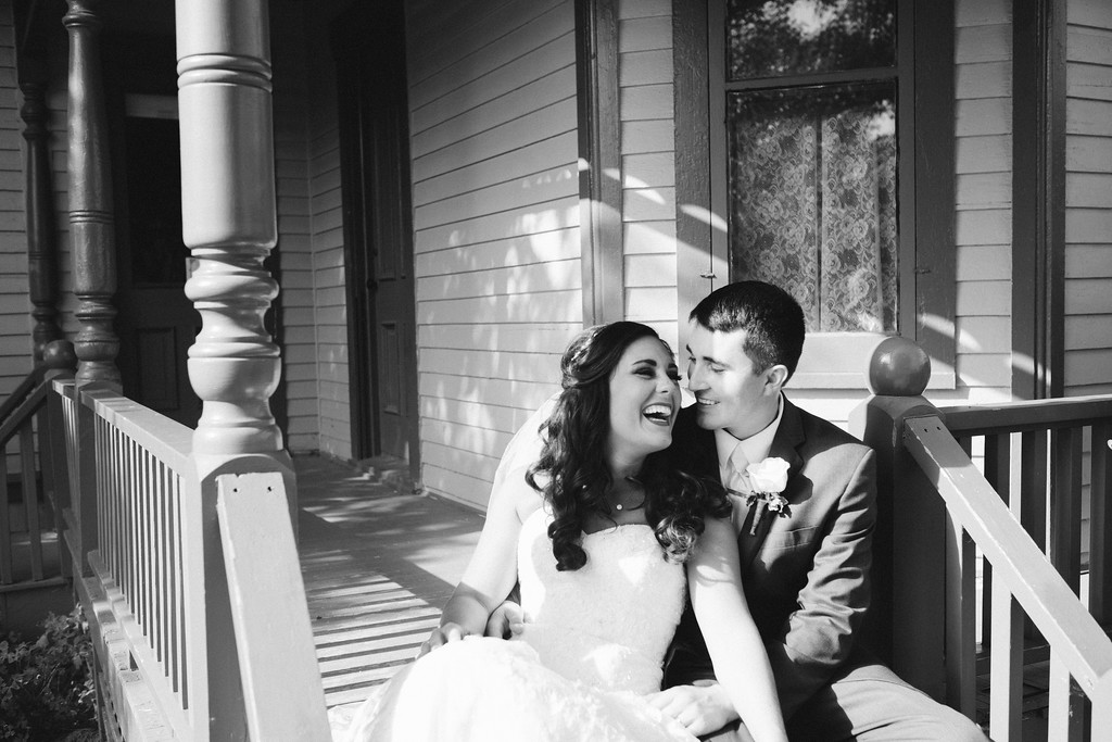 Emily & David |  Midway Village Wedding