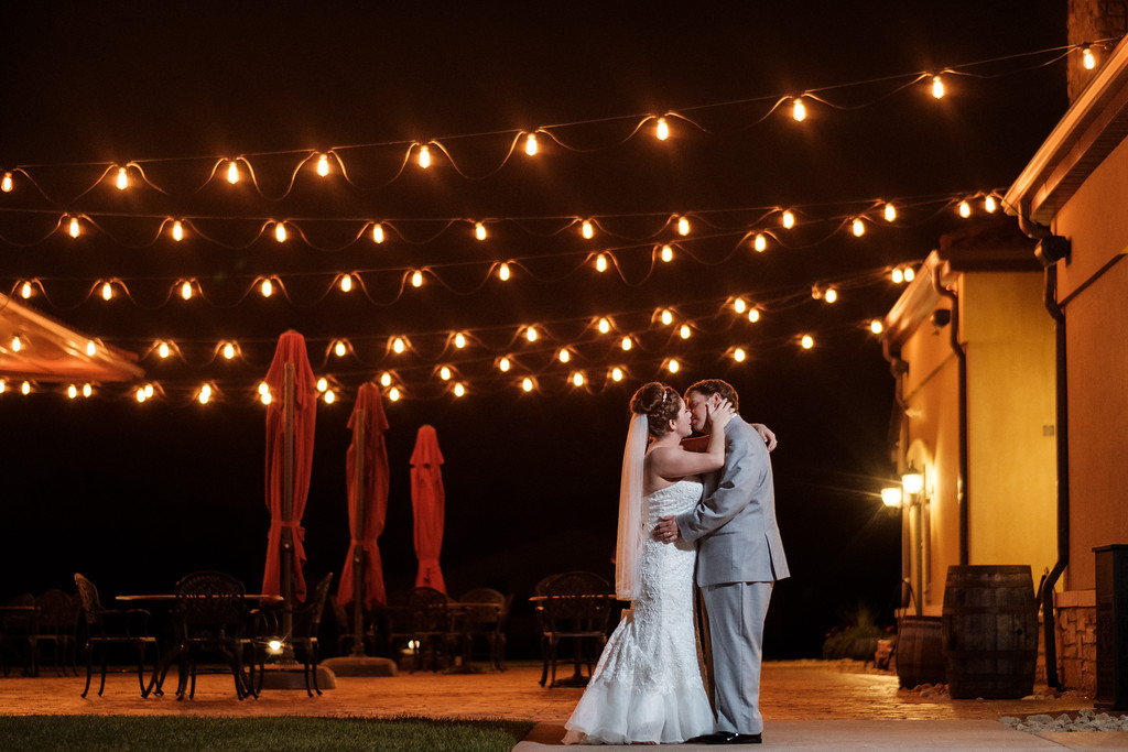 Brenna & Jarett | DC Estate Winery Wedding