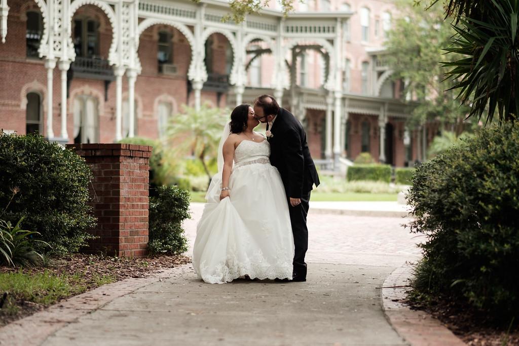Lily & Tito | Tampa Florida Destination Wedding