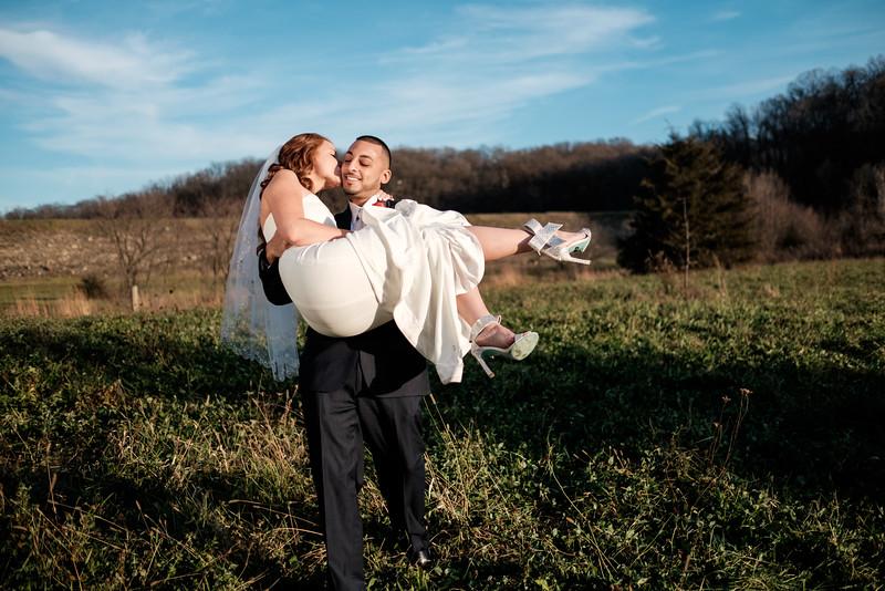 Linda & Hesham | Eagle Ridge Galena