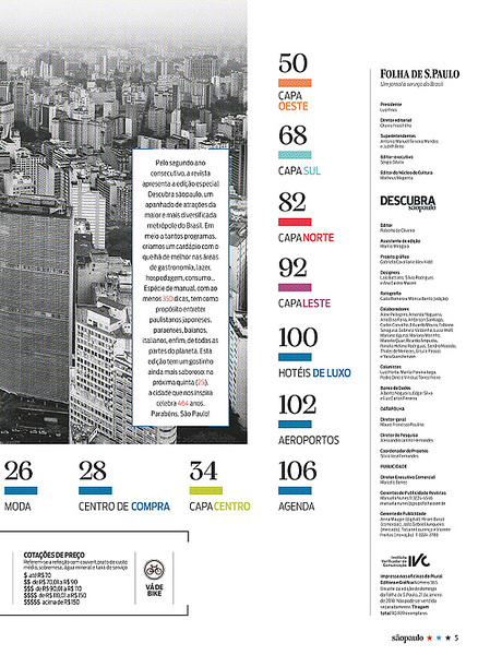Descubra São Paulo