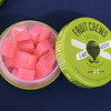 Revolutionary Clinics announced the launch of their wholesale brand strategy which includes a new umbrella brand, Licit Brands, for wholesale customers across the Commonwealth. The announcement continues to support the growth of their cultivation facility, jobs for new light manufacturing, delivery and other ancillary businesses. These soft gummy chews are infused with precise doses of cannabis. SENTINEL & ENTERPRISE/JOHN LOVE