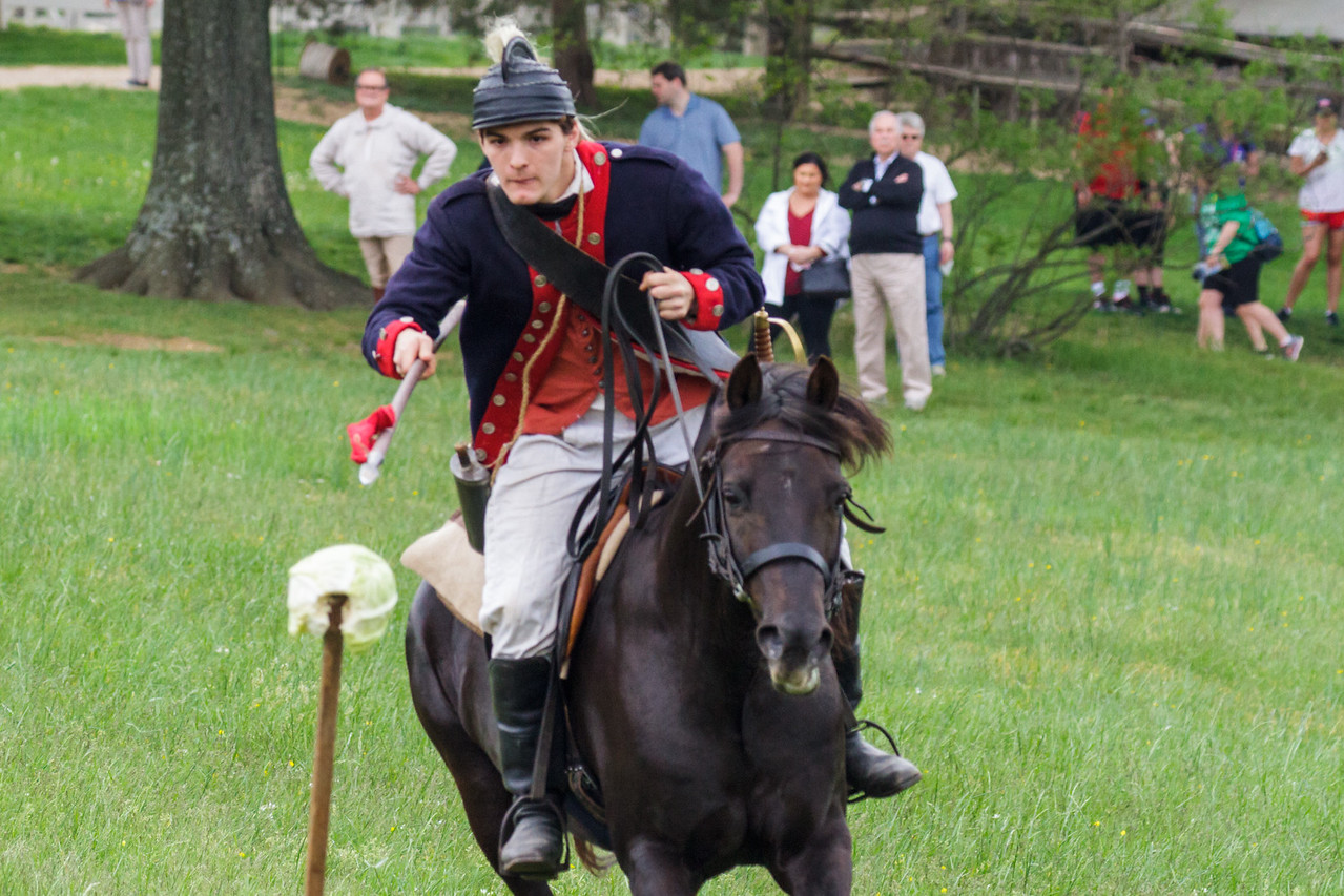 Continental Army Lancer